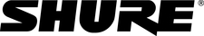Shure Logo Without Tagline Black 1