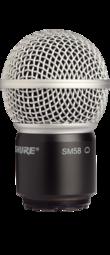 Shure Wireless capsules